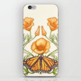 California Dream (Ivory Version) iPhone Skin