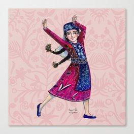 Nazeli Canvas Print
