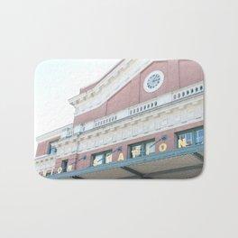 Train Station Bath Mat