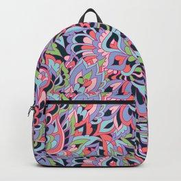 Foral design Backpack