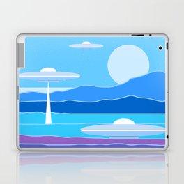 Alien Moon Laptop & iPad Skin