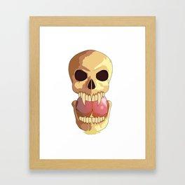 Time Crunch Framed Art Print