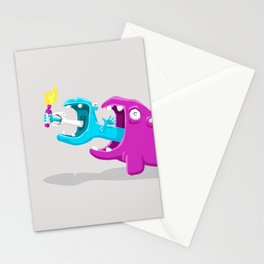 Flame Sauce Eat Me Stationery Cards