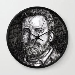 Ben Affleck Wall Clock