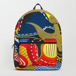 Visualize Backpack