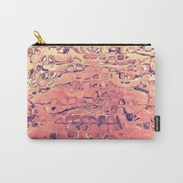 Layers of Sand Carry-All Pouch