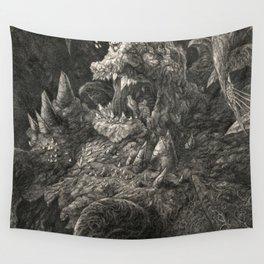 Roar Wall Tapestry