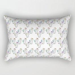 """""""He's a good kitten"""" Rectangular Pillow"""