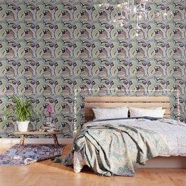 BULLDOG Denim Colors Wallpaper