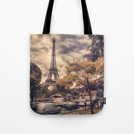 La Tour Eiffel_01 Tote Bag