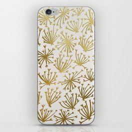 Queen Anne's Lace #2 iPhone Skin