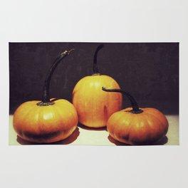 The Pumpkins Rug