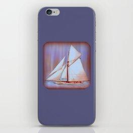 Ghost Sails iPhone Skin