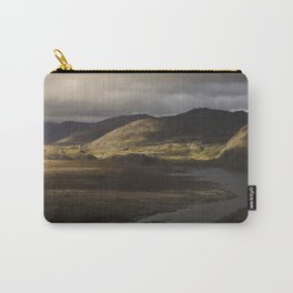 Clouds, Land, Water Carry-All Pouch