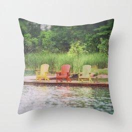 Adirondack Throw Pillow