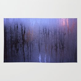 Purple Condensation Rug