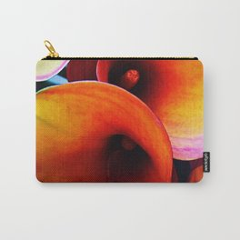 Orange Calla Lillies Carry-All Pouch