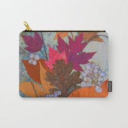 Leaves of Fancy Carry-All Pouch