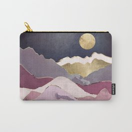 Raspberry Dream Carry-All Pouch