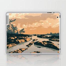 The Massasauga Park Poster Laptop & iPad Skin