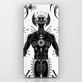 Caretaker of the Galaxy iPhone Skin