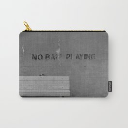 No Ball Playing Carry-All Pouch