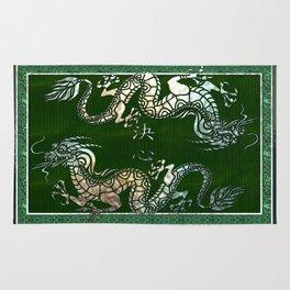 Chinese Dragon 1 Motif Rug