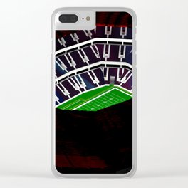 The Acropolis Clear iPhone Case