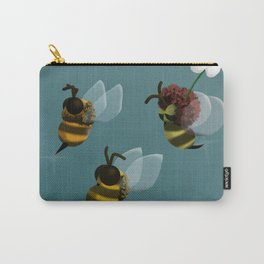 Killer bees Carry-All Pouch