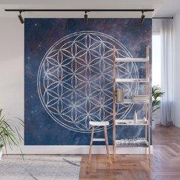 Sacred Geometry Universe 5 Wall Mural