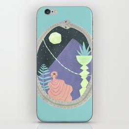 Ouroboros 1: Moon Mountain iPhone Skin
