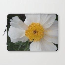 White Beauty by Teresa Thompson Laptop Sleeve