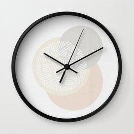 Minimalist Geometric IV Wall Clock