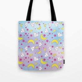 Usagi' s Pattern Tote Bag