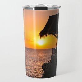 Sunset at Ricks Travel Mug