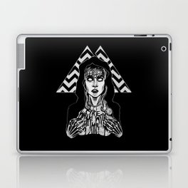 She's Filled with Secrets - Laura Palmer - Twin Peaks Laptop & iPad Skin