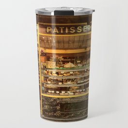 La Boulangerie Paris Travel Mug