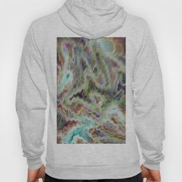 Monet Style Pastel Abstract Hoody