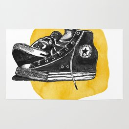 All stars sneakers Rug
