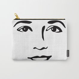Silent Stars - Mary Pickford Carry-All Pouch