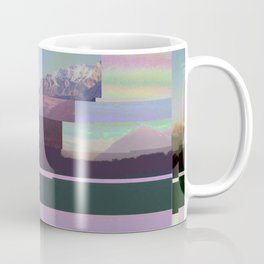 Freeze Dried Mountains Coffee Mug