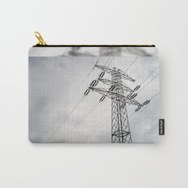 Electric power transmission Carry-All Pouch