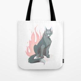 Like Fire Tote Bag