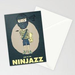 Ninjazz Stationery Cards