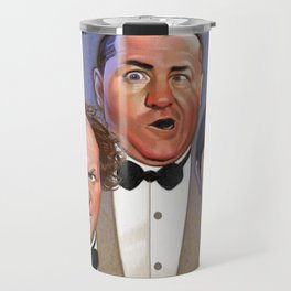 The Three Stooges Travel Mug