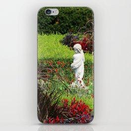 Cupids Garden iPhone Skin