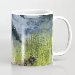 A Little Bear Dreams of Sweet Tomorrows Coffee Mug