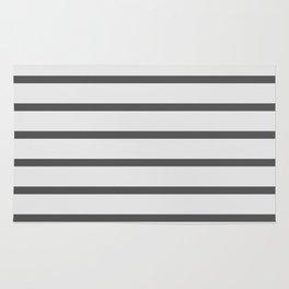 Simple Stripe Minimalist Pattern Rug
