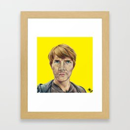 RubberNinja Framed Art Print