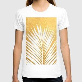Golden leaf IV T-shirt